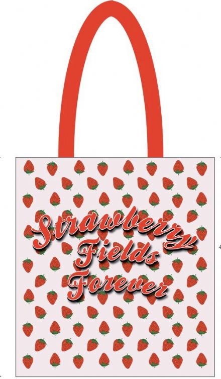 Book Bag, Strawberry Fields Forever